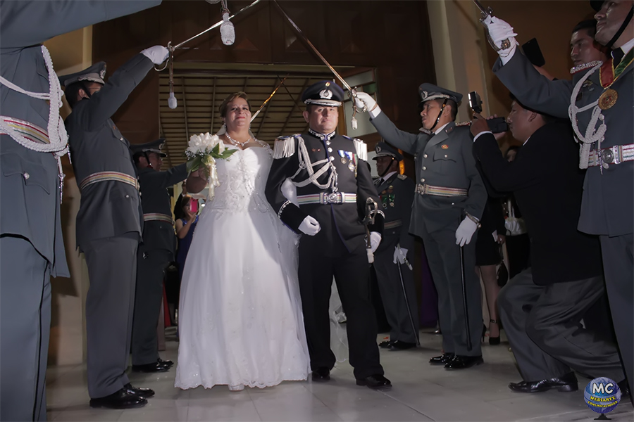 Matrimonio de Coronel Terceros 6