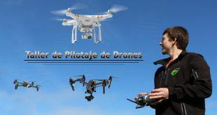 Publicidad manejo de dron PRO